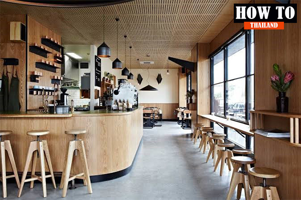 เทคนิคเปิดร้านกาแฟยังไงให้ปัง DIY HOWTO เคล็ดลับ เทคนิคเปิดร้านกาแฟ